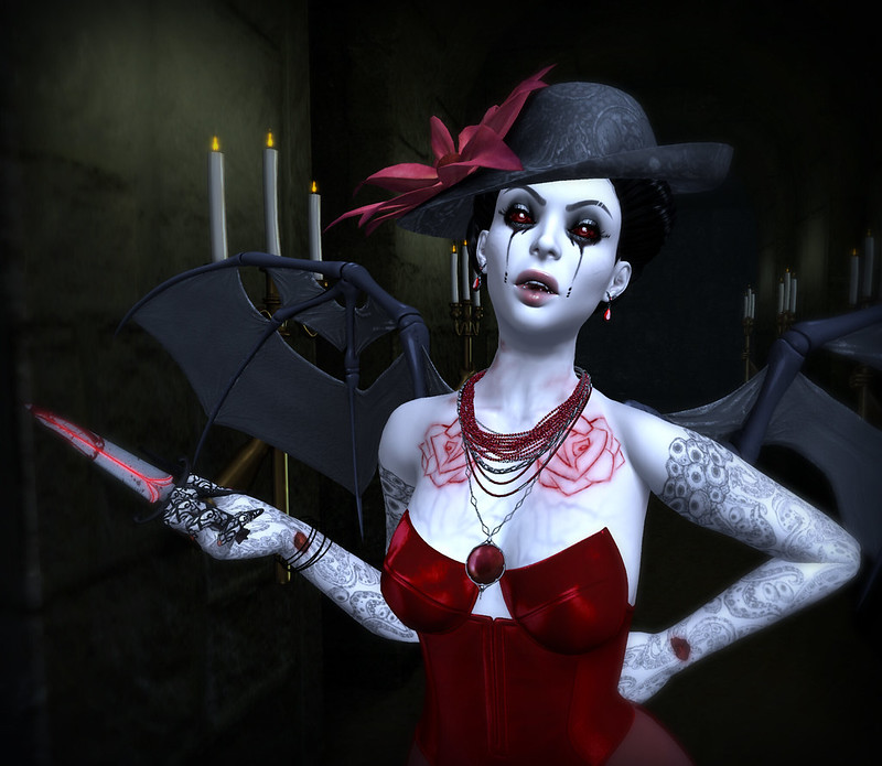 Helena Stringer - SL Syndicate - Sweetest Revenge - 2