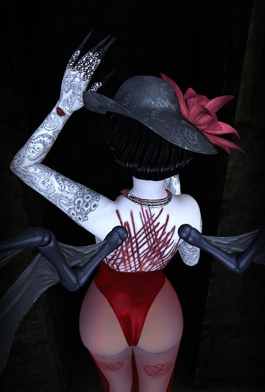 Helena Stringer - SL Syndicate - Sweetest Revenge - 1