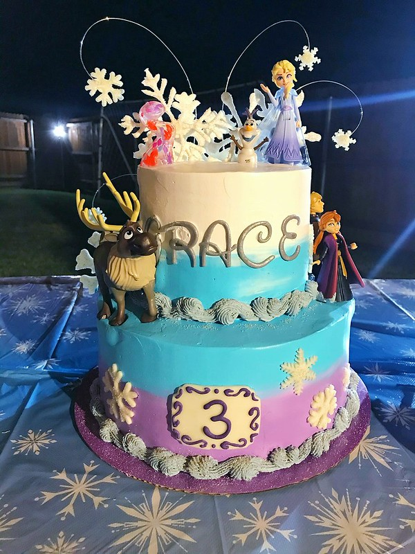 Cake by Lilia's Homemade Cakes
