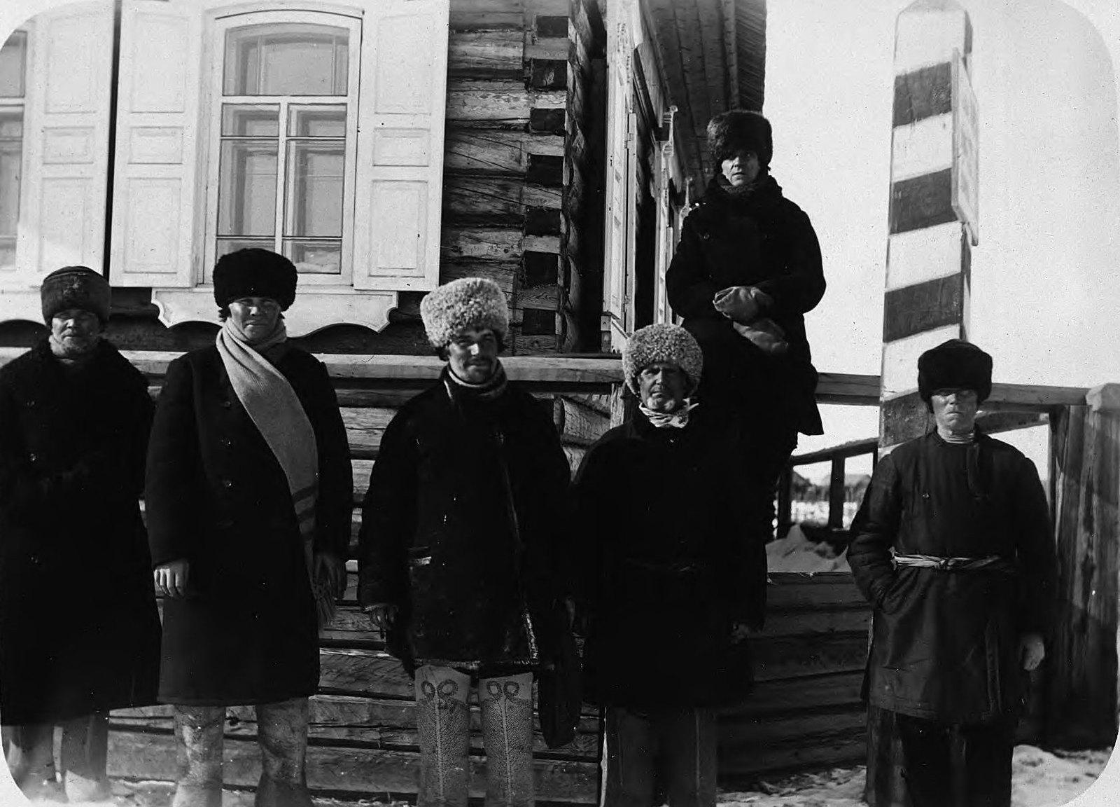 Переселенцы в Якутске
