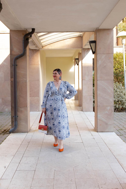 Outfit cerimonia Shein curvy plus size bande elastiche sfregamento (7)