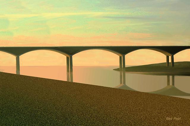 Ben Paul H330 Lent (Netherlands) Bridge, 2021