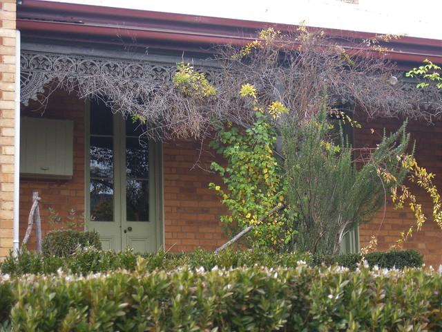 The Verandah of the Former Doctor's Surgery and Residence - Gavan Street, Bright