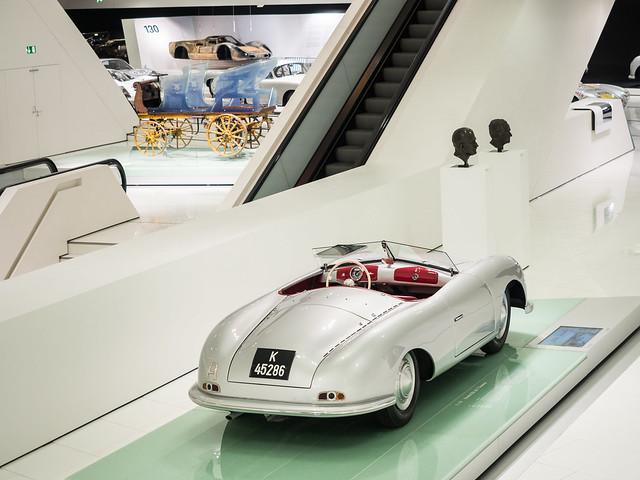 Porsche 356 Baujahr 1948