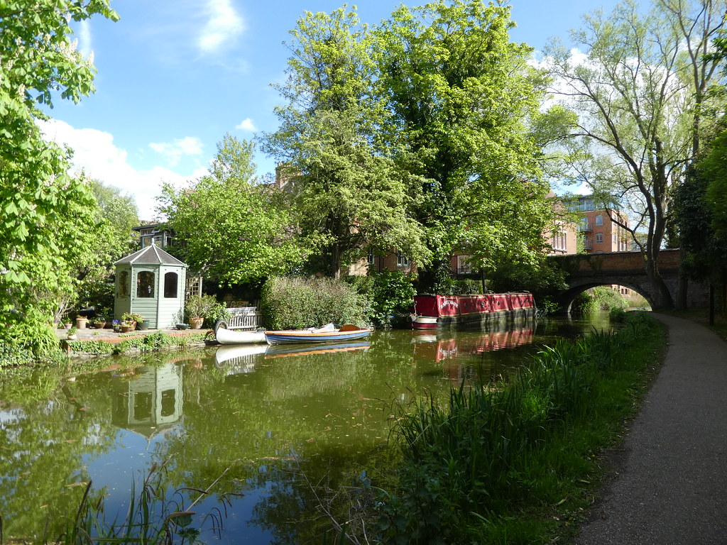 Jericho on the Oxford Canal