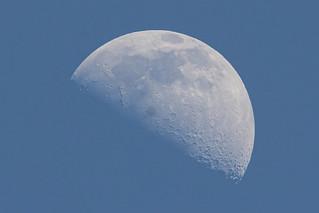 Moon - 600mm - May 19 2021