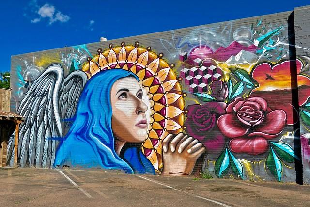 Mural, Colorado Springs, CO