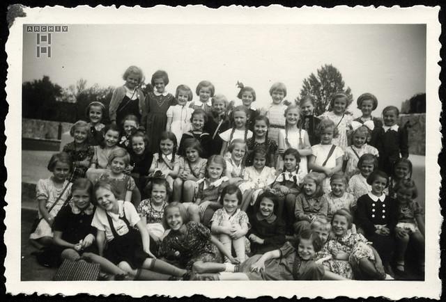 ArchivTappen233AAl2k853 Kindheit in Schlesien, 1930er