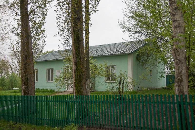 Гостиница музея-заповедника «Тарханы» по адресу с. Лермонтово, ул. Центральная, д. 1