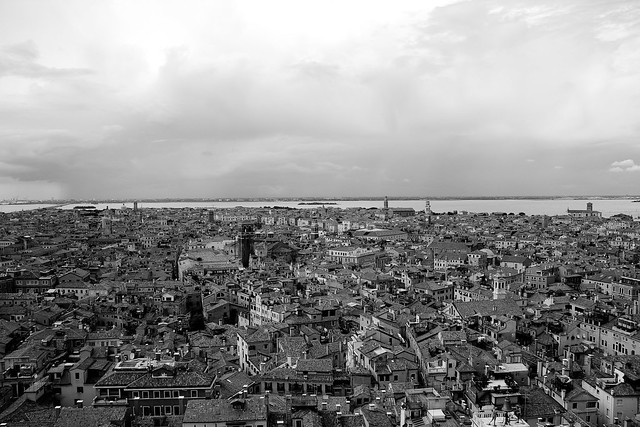 Venezia bianconera