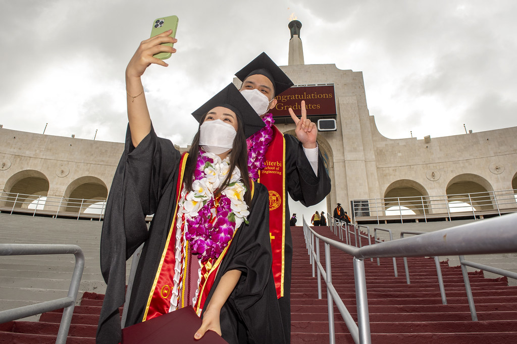 Commencement 2021: May 20 8am USC Viterbi School of Engineering