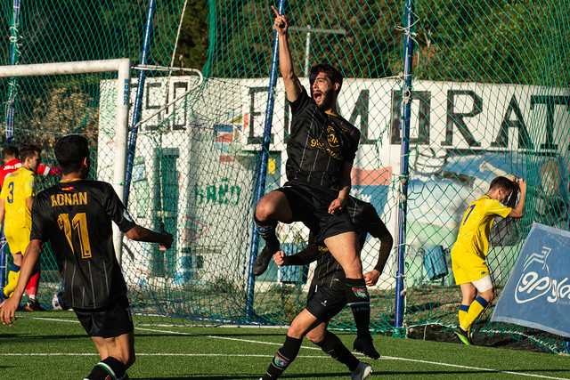 Primer Equipo - AD Alcorcón B (Semifinal playoff ascenso)