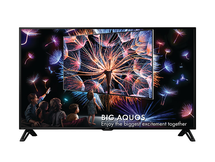 Televisi BIG AQUOS