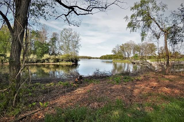 Springtime At The Lake