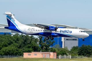 F-WWED // VT-IXV INDIGO ATR 72-600 (72-212A) MSN 1570