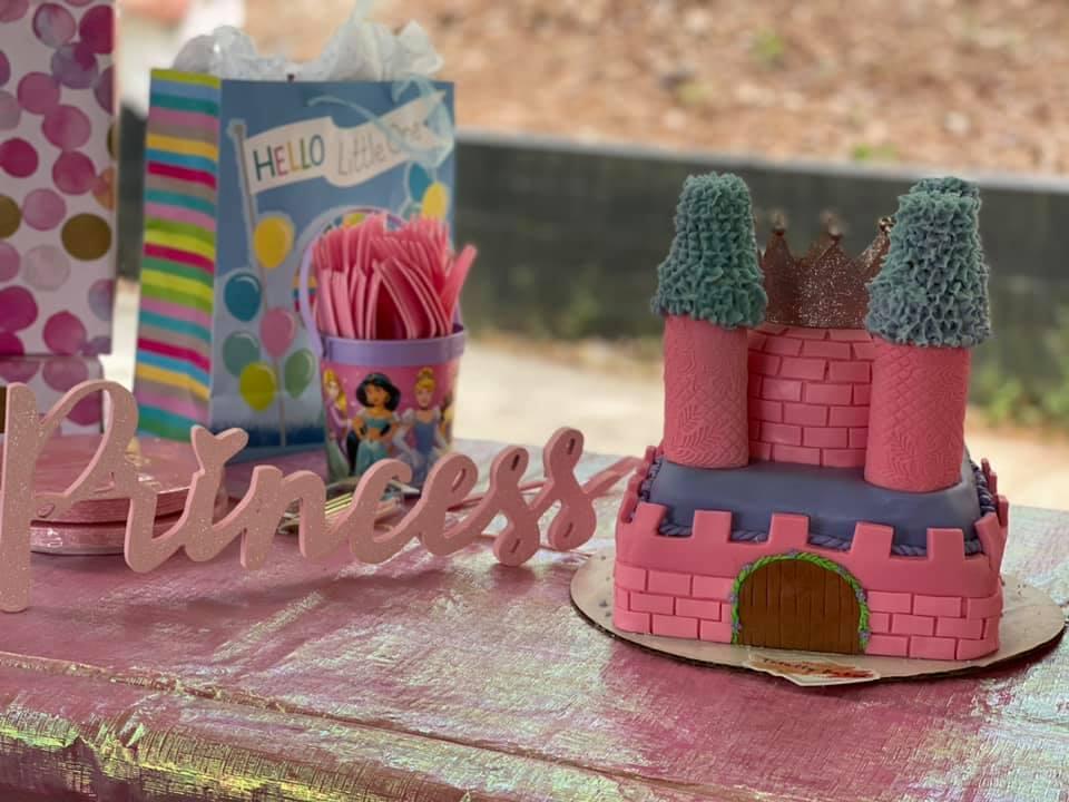 Cake by Totally Baked Atlanta