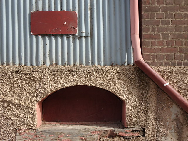 Iron, Brick and Plaster