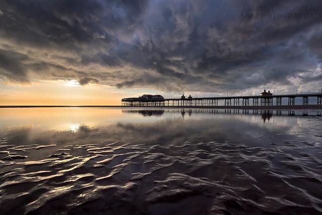Moody Reflections, Blackpool