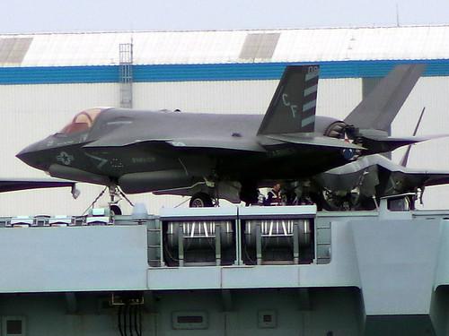 169614 CF-09 F-35B HMS QE R08 20-05-21