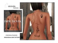 IMPRUDENTS. Caelestis Tattoos @DUBAI Event