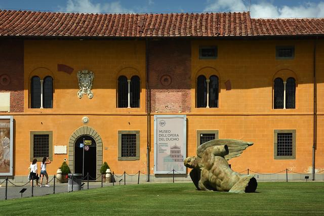 Italy - Tuscany - Pisa - Museo dell Opera del Duomo_DSC8878