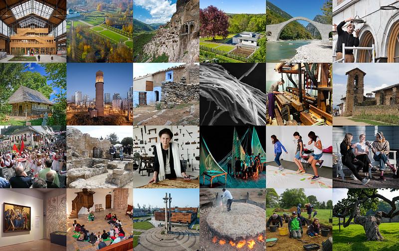 2021 Winners of the European Heritage Awards / Europa Nostra Awards