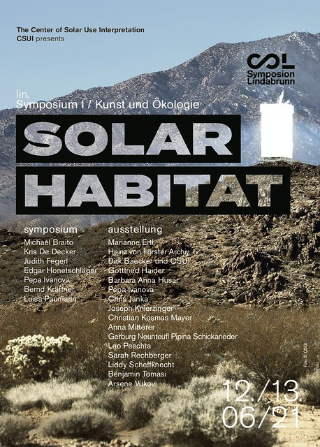 Solar Habitat/CSUI @ Symposion Lindabrunn
