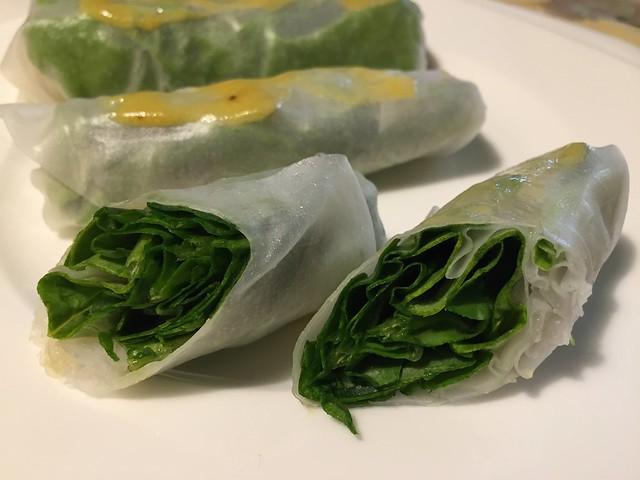 Green rolls
