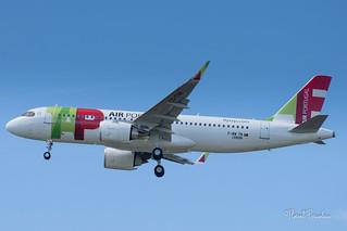 F-WWTN //CS-TVK TAP - AIR PORTUGAL AIRBUS A320-251N MSN 10506
