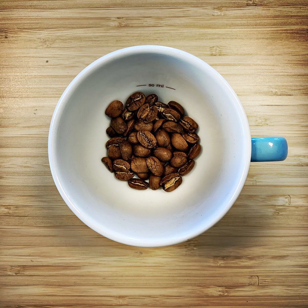 Coffee Chronicles 020 - The Beans