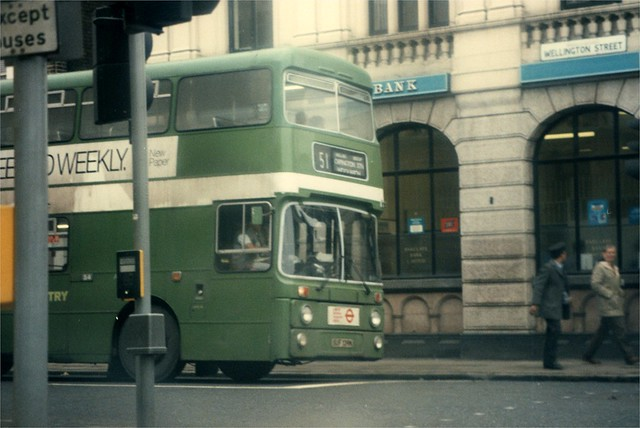 January 1987 Woolwich SUF139N