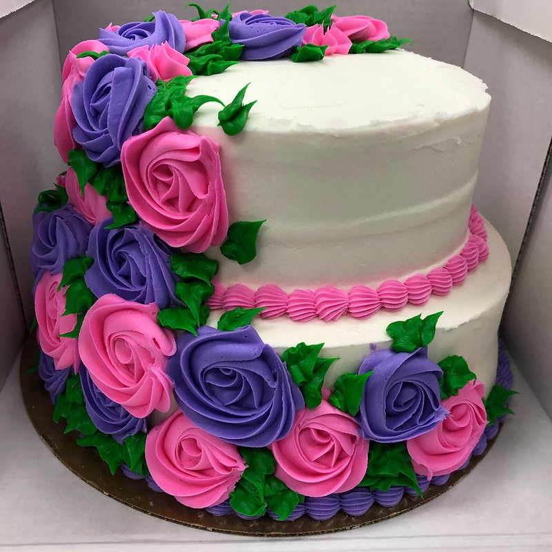 Cake by Whisky Business Baking Co.