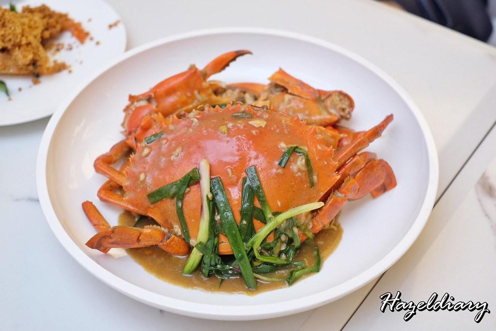 No Signboard Seafood Esplanade Mall-Signature White Pepper Sri Lankan Crab