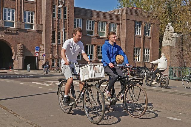 Lyceumbrug - Amsterdam (Netherlands)