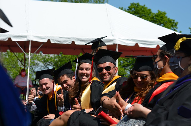 Class of 2021 Academic Celebrations