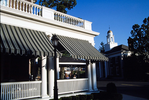 Porch with Awnings (1)