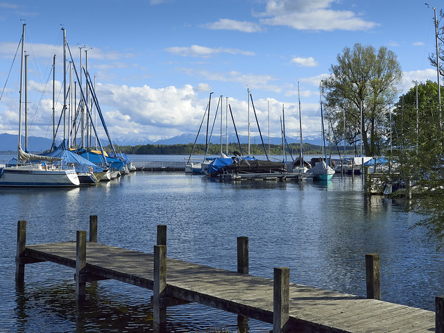Lake Starnberg   Germany 2021