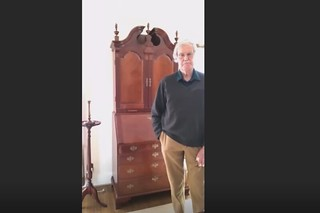 Ed Stuckey --- Slides of Period Furniture Video -April 2021 Newsletter