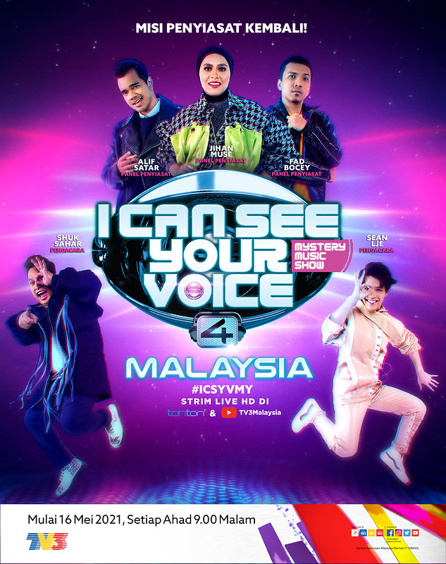 I Can See Your Voice Malaysia