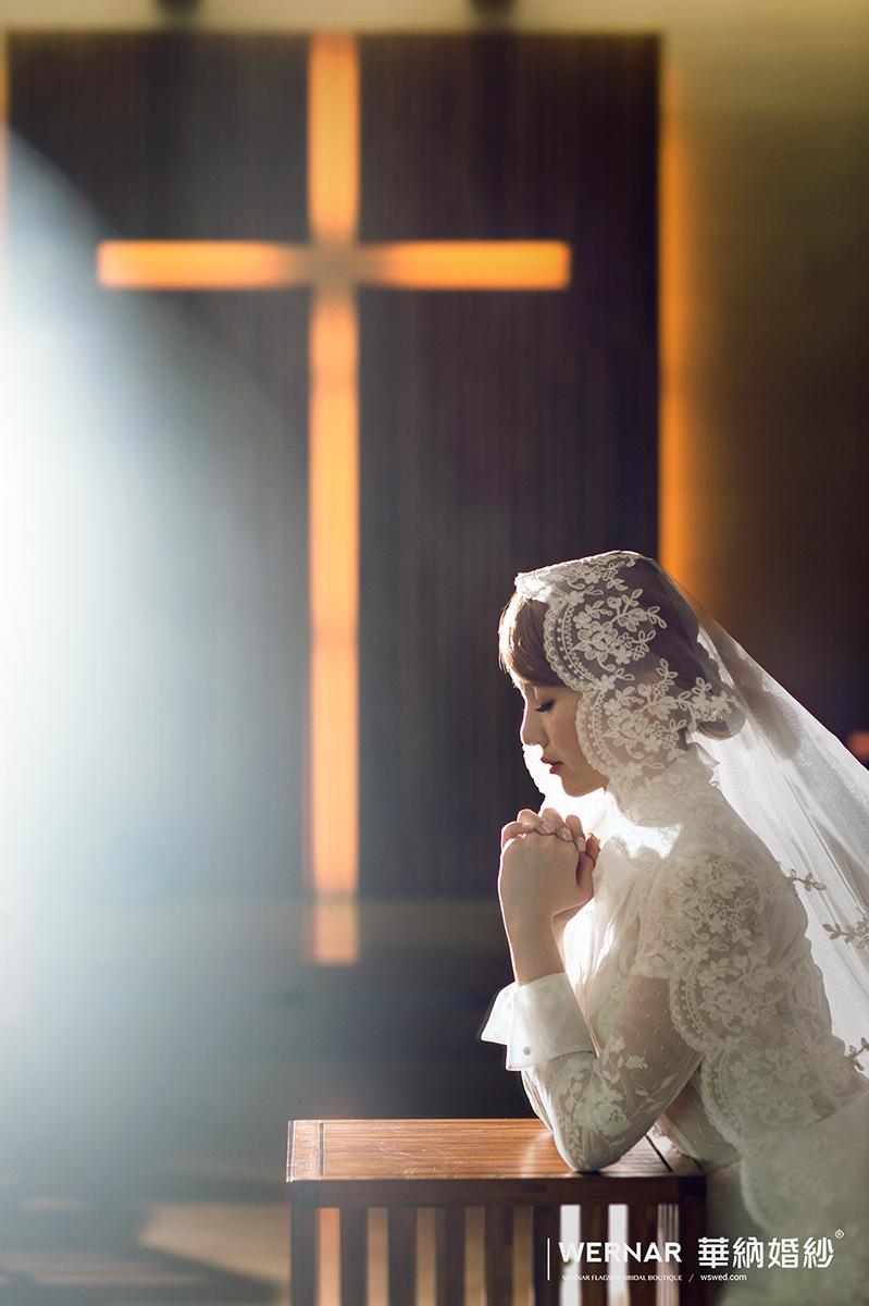 就恩堂拍婚紗照