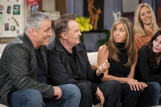 Hbo Go - Friends The Reunion (5)