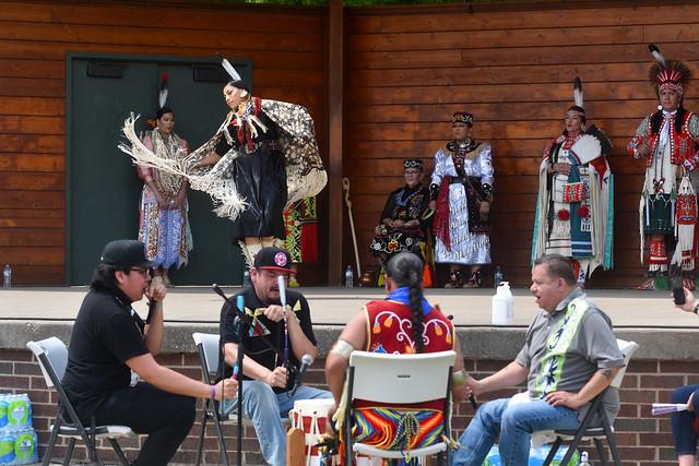 American Indian Graduation Honor Ceremony 2021