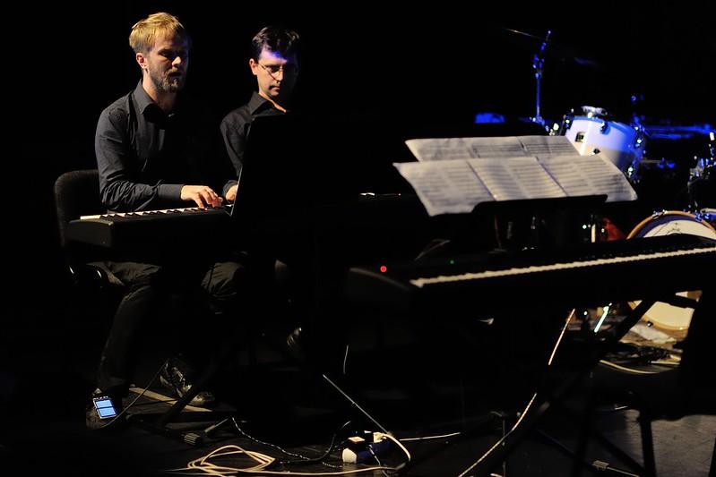 Cluster Ensemble + Chris Cutler + Amy Knoles (20.10.2013)
