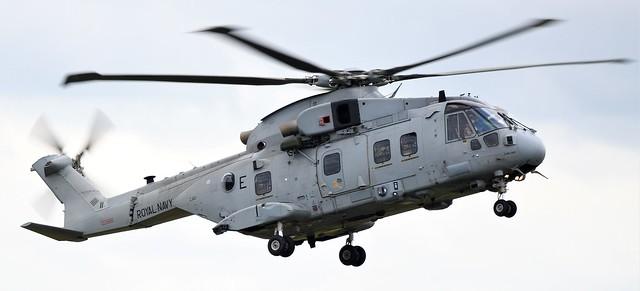 AgustaWestland EHI Merlin HC.4 Helicopter ZJ121