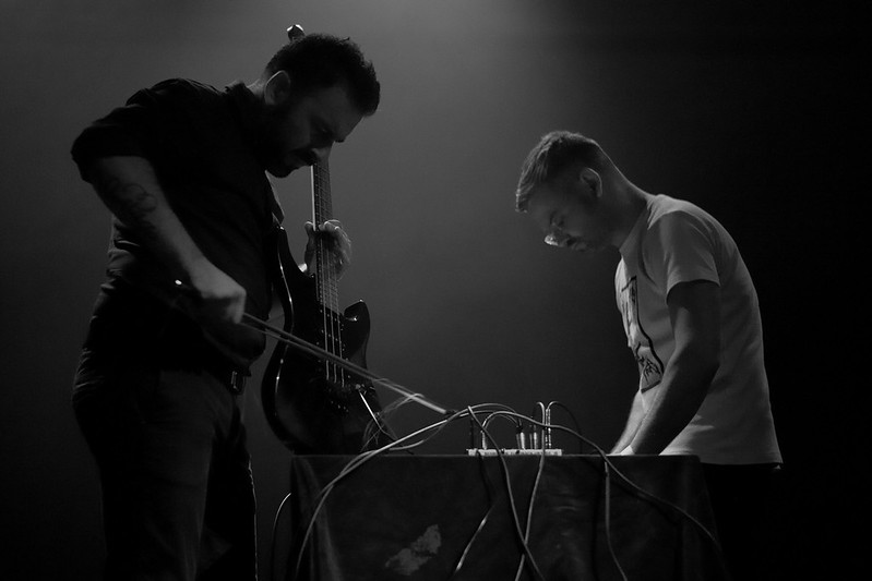 Open Stage Ensemble + Fil Uno + Tarab + JD Zazie (24.08.2015)