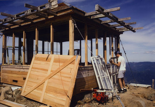 Pearsoll Peak Restoration