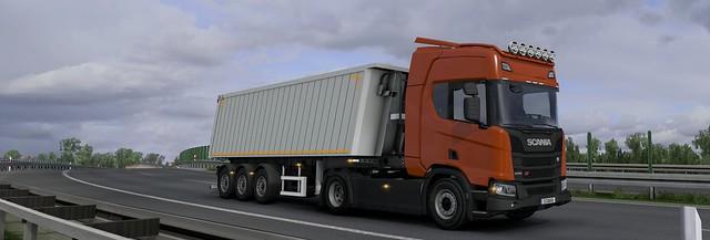 Scania R500 XT Wielton NW3