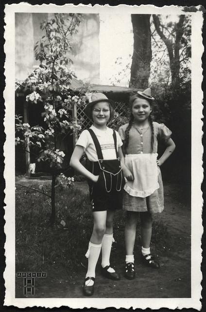 ArchivTappen233AAl3k856 Kindheit in Schlesien, 1930er