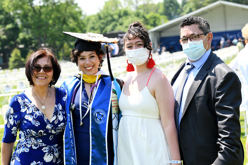 Nursing Pinning and Commencement for the Classes of 2020 & 2021