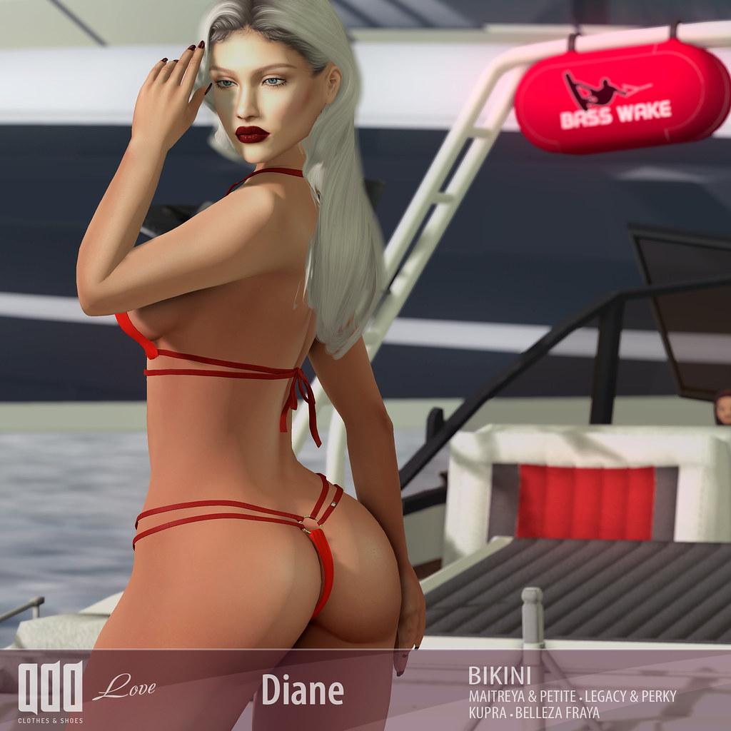New release – [ADD] Diane Bikini .